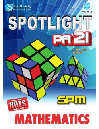 SPOTLIGHT PA 21 SPM Mathematics