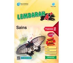 LEMBARAN A+ Sains Tingkatan 1