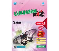 LEMBARAN A+ Sains Tingkatan 2