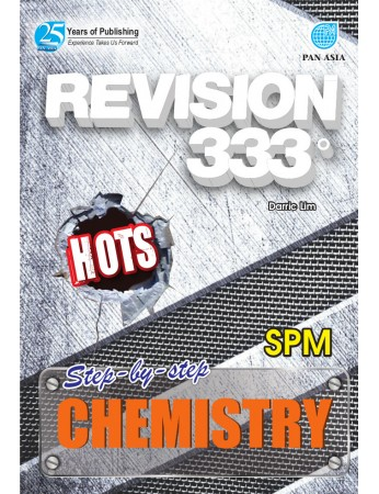 REVISION 333 Chemistry SPM