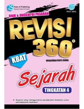 REVISI 360 Sejarah Tingkatan 4