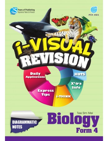 i-VISUAL REVISION Biology Form 4