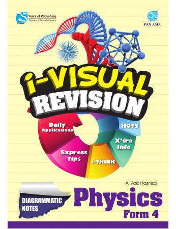 i-VISUAL REVISION Physics Form 4