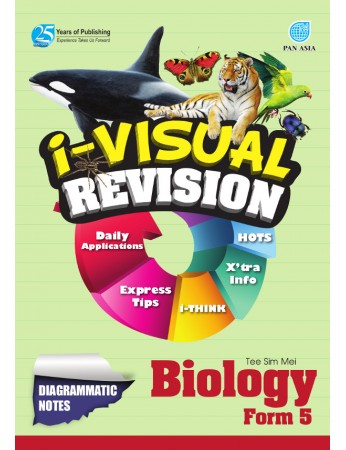 i-VISUAL REVISION Biology Form 5