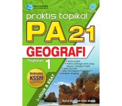 PRAKTIS TOPIKAL PA 21 Geografi Tingkatan 1