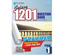 GALAXY 1201 QUESTION BANK Grammar Form 1
