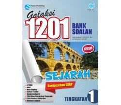 GALAKSI 1201 BANK SOALAN Sejarah Tingkatan 1