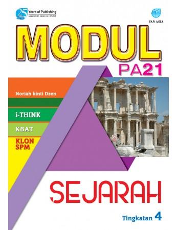 MODUL PA 21 Sejarah Tingkatan 4