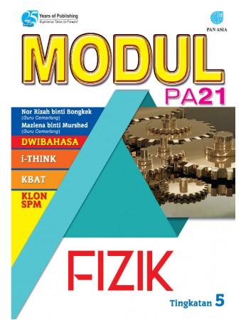 MODUL PA 21 Fizik Tingkatan 5