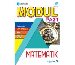 MODUL PA 21 Matematik Tingkatan 5