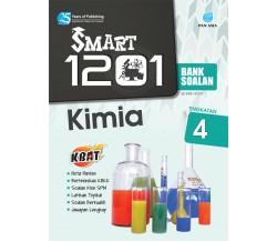 SMART 1201 BANK SOALAN Kimia Tingkatan 4