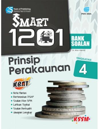 SMART 1201 BANK SOALAN Prinsip Perakaunan Tingkatan 4