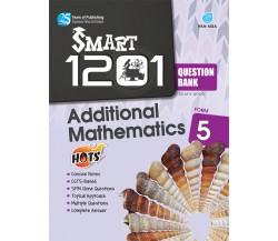SMART 1201 QUESTION BANK Additional Mathematics Form 5