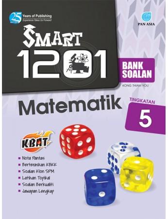 SMART 1201 BANK SOALAN Matematik Tingkatan 5