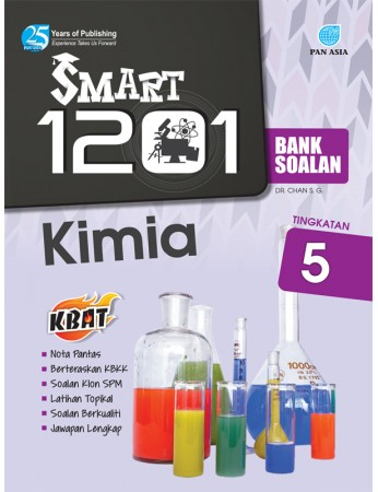 SMART 1201 BANK SOALAN Kimia Tingkatan 5