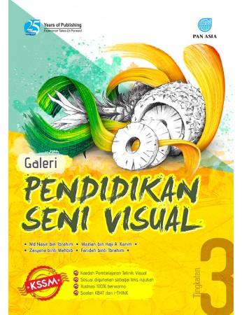 Galeri Pendidikan Seni Visual Tingkatan 3