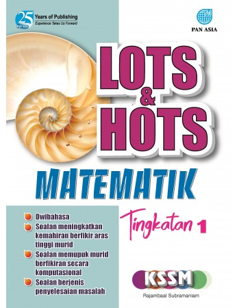 LOTS & HOTS Matematik Tingkatan 1
