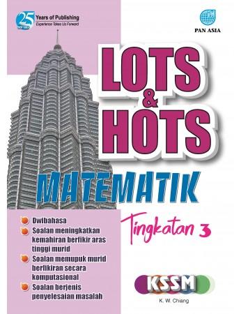 LOTS & HOTS Matematik Tingkatan 3