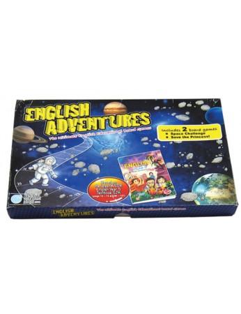 Explore English The Ultimate English Educational Board Games Year 5 (SJK)