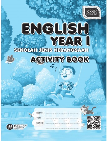 Activity Book English Year 1 SJK