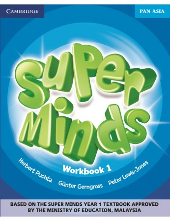 SUPER MINDS Workbook 1
