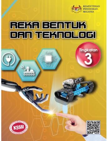 Buku Teks Reka Bentuk dan Teknologi Tingkatan 3