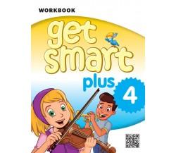 GET SMART PLUS Workbook 4