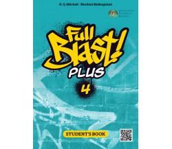 FULL BLAST PLUS Student's Book 4