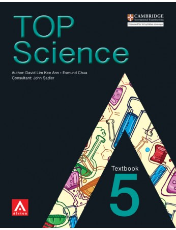 TOP Science Textbook 5