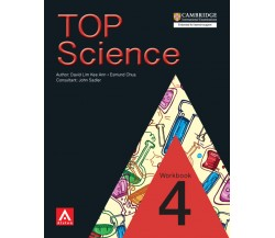 TOP Science Workbook 4