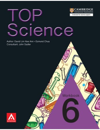 TOP Science Workbook 6
