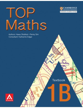 TOP Maths 1B Textbook