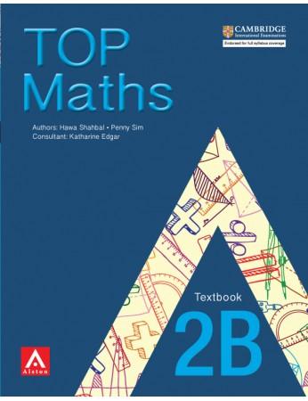 TOP Maths 2B Textbook