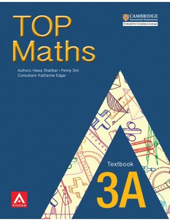 TOP Maths 3A Textbook