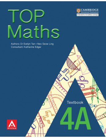 TOP Maths 4A Textbook