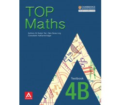 TOP Maths 4B Textbook