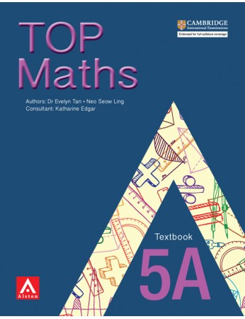 TOP Maths 5A Textbook