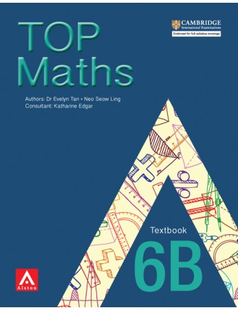 TOP Maths 6B Textbook