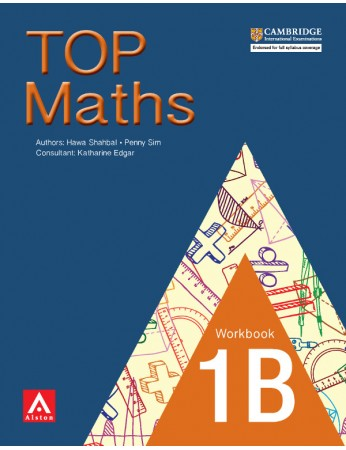 TOP Maths 1B Workbook