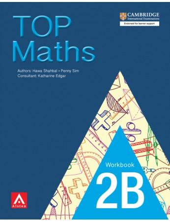 TOP Maths 2B Workbook