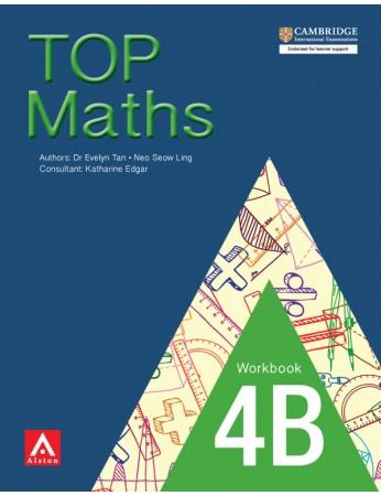 TOP Maths 4B Workbook
