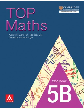 TOP Maths 5B Workbook