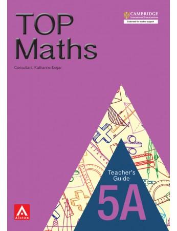 TOP Maths 5A Teacher's Guide