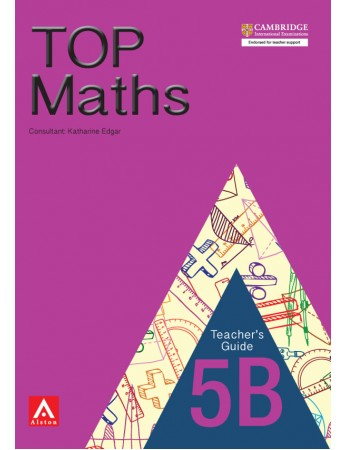 TOP Maths 5B Teacher's Guide