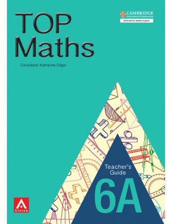 TOP Maths 6A Teacher's Guide