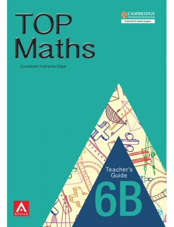 TOP Maths 6B Teacher's Guide