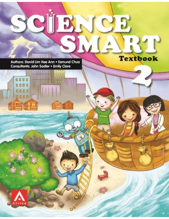 Science SMART 2 Textbook