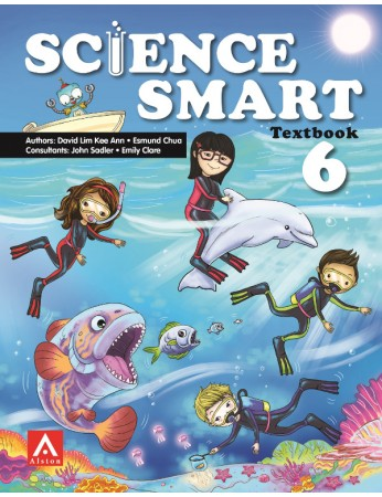 Science SMART 6 Textbook