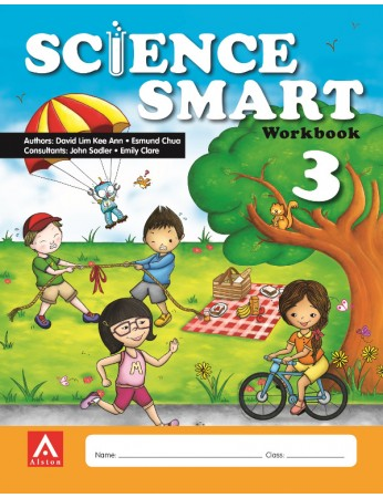 Science SMART 3 Workbook