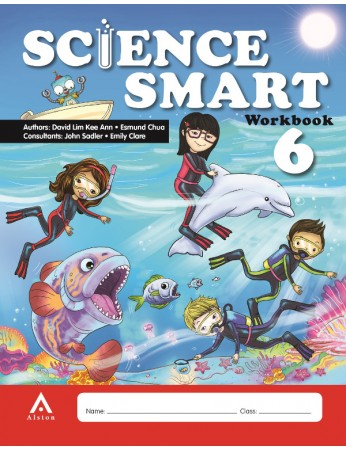 Science SMART 6 Workbook
